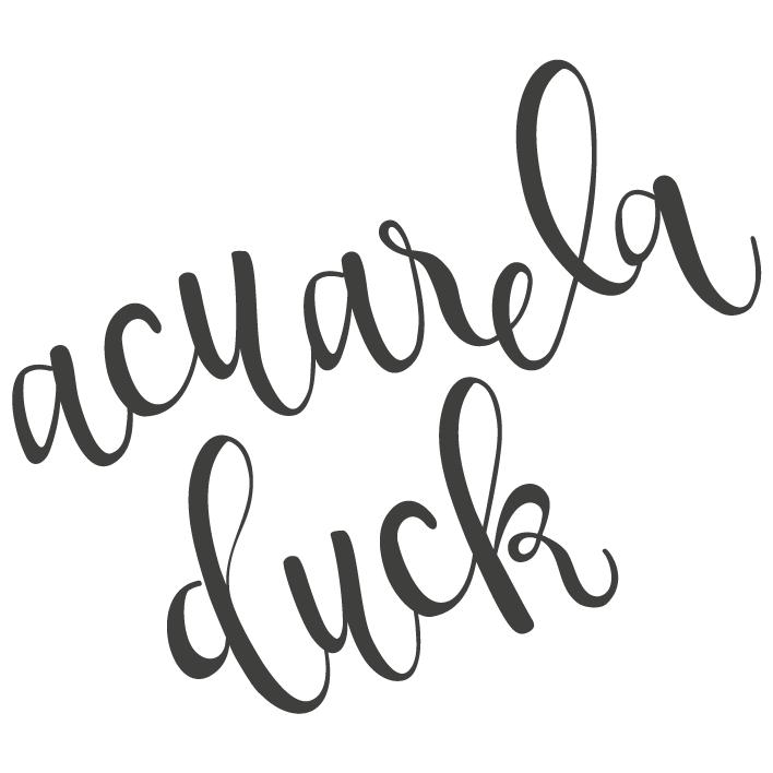 Acuarela Duck