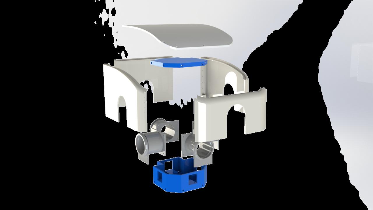 Diseño y fabricación de una carcasa en plástico para un dispositivo escáner digital acoplado en vehículo. (Proyecto I+D+i).