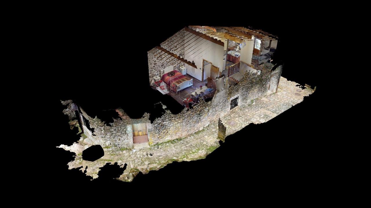 Maqueta Virtual 3D- Apartamentos A-Fala