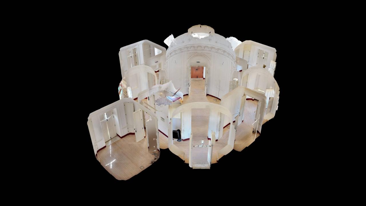 Maqueta Virtual 3D- Fuerte de Gracia