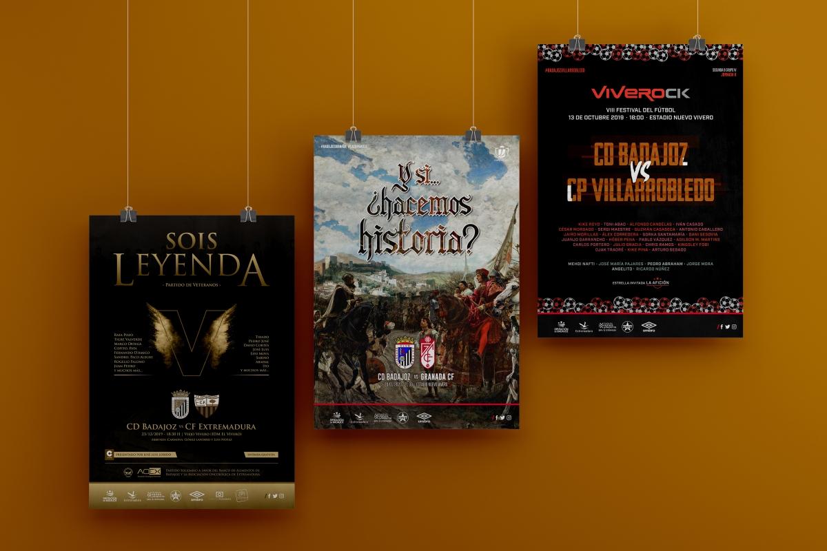Gestión de la comunicación del Club Deportivo Badajoz