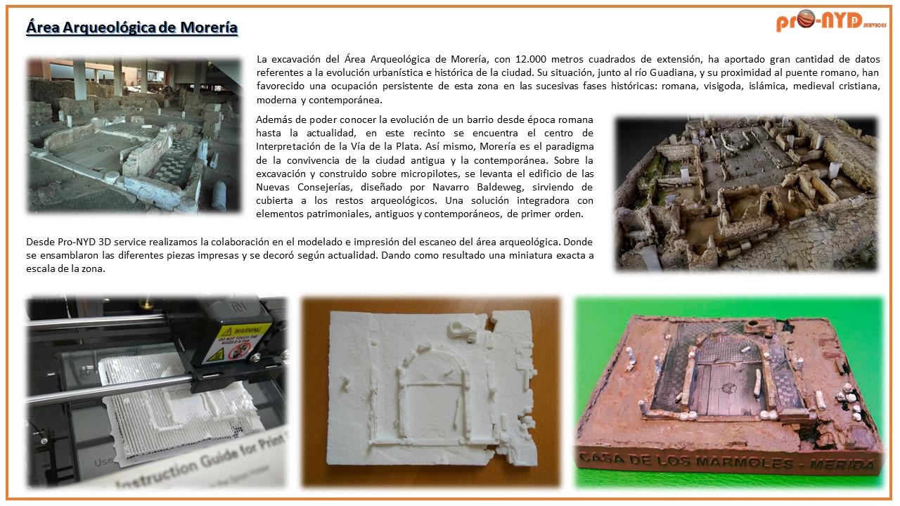 Reproduccion arqueológica, Mérida.