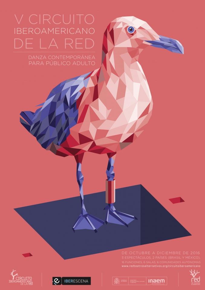 Imagen para el circuito Iberoamericano de la Red de Teatros Alternativos