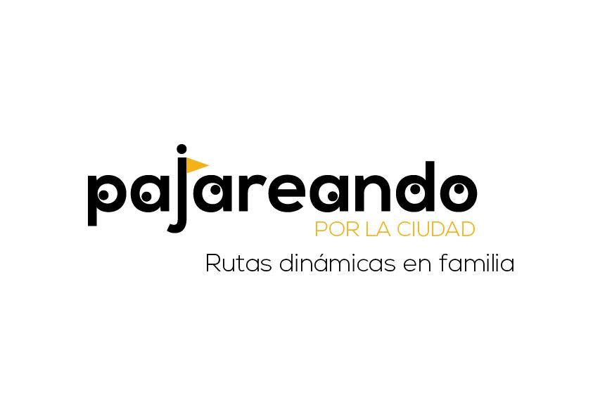 Logo pajareando