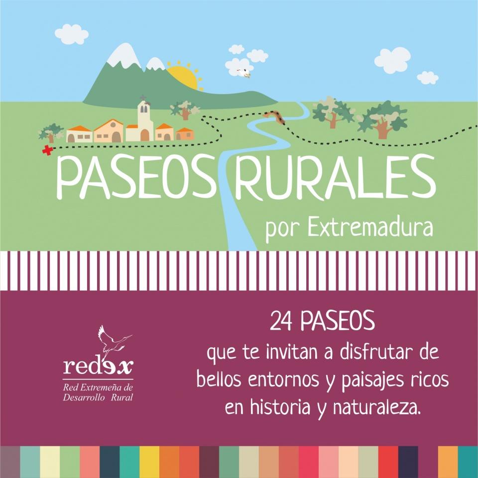 Guía de paseos rurales - REDEX