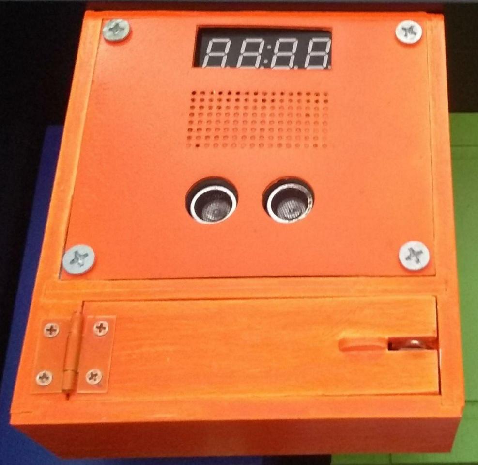 Hardware simulador para Scape Room´s