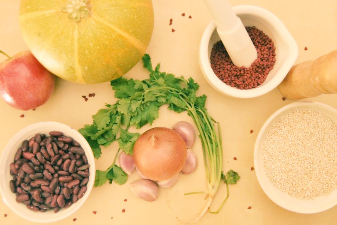 Timbal de Quinoa (Vídeo) https://raicescultura.org/2018/01/07/timbal-de-quinoa/