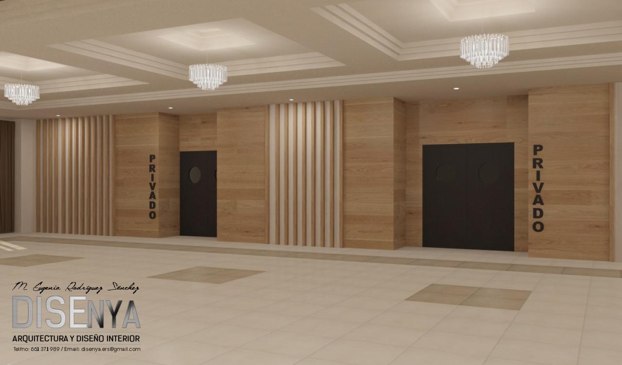 Reforma y diseño de Hotel Triana