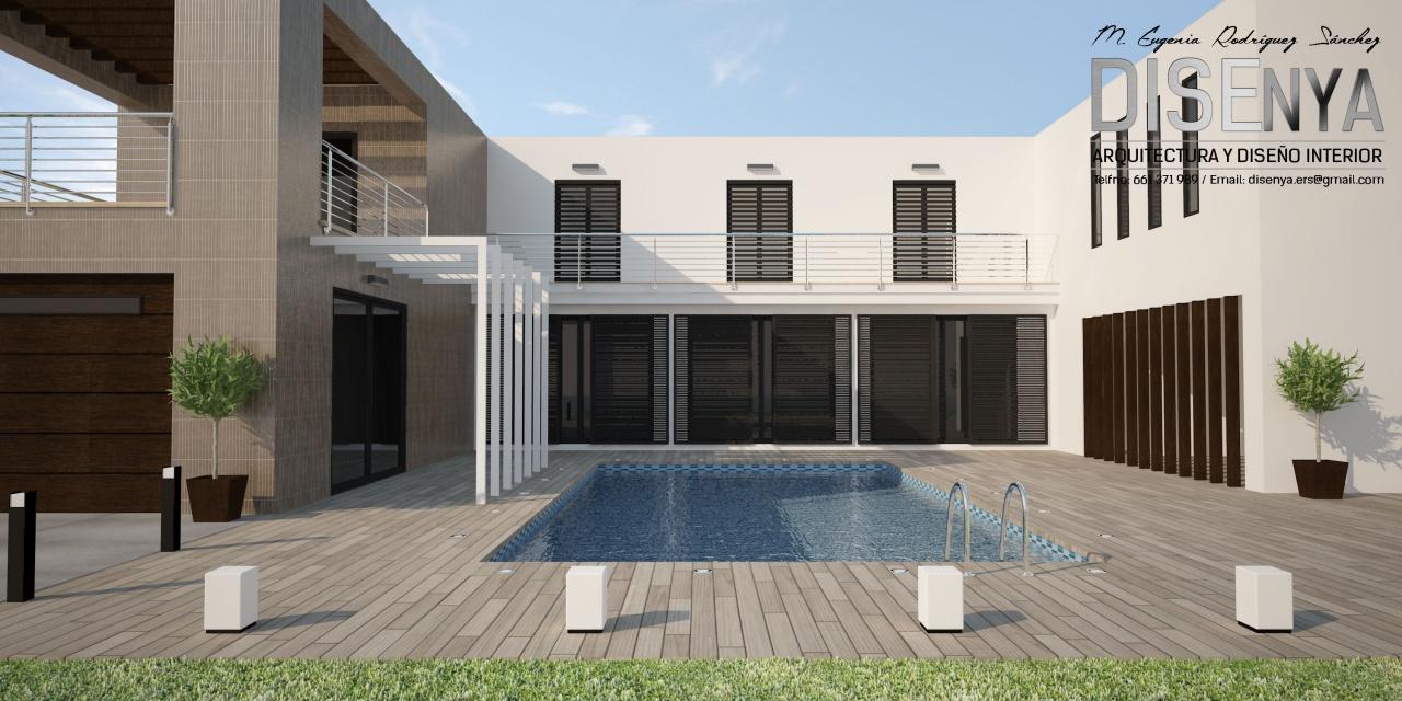 Proyecto completo de vivienda exenta