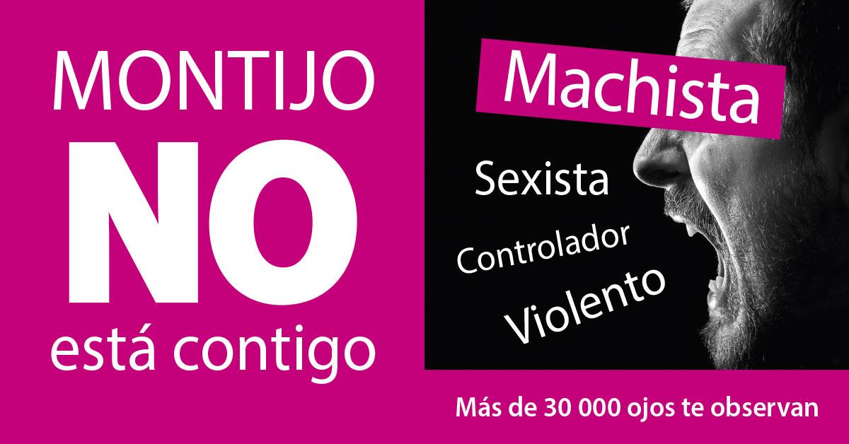 Campaña contra la violencia machista (2019)