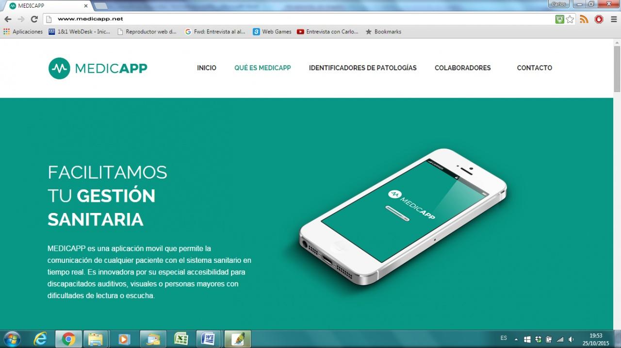 Medicapp - Marca, App, Web, Multimedia