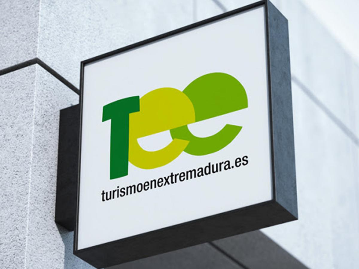 Identidad Turismo en Extremadura