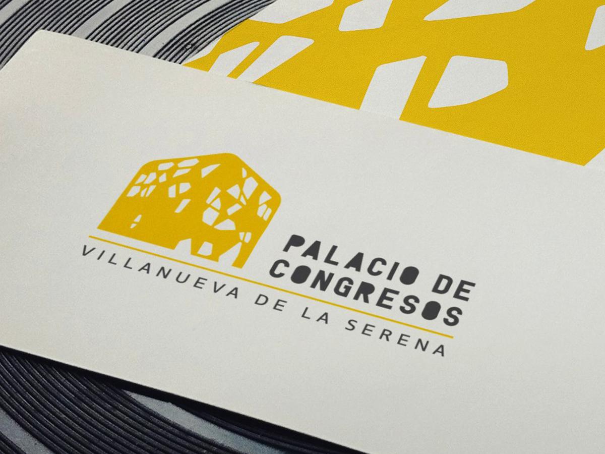 Identidad Palacio de Congresos de Villanueva de la Serena