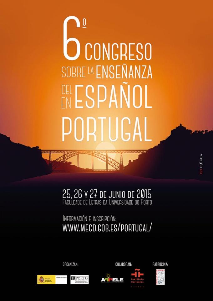Congreso del Español. Oporto. Portugal