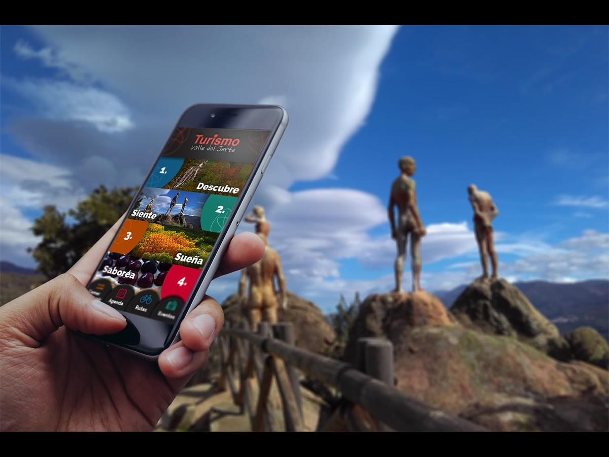 Diseño y desarrollo de una aplicación para dispositivos móviles con la oferta del Valle del Jerte