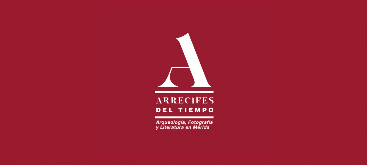 Diseño de Imagen Corporativa para Exposición Arrecifes del Tiempo del Museo Nacional de Arte Romano