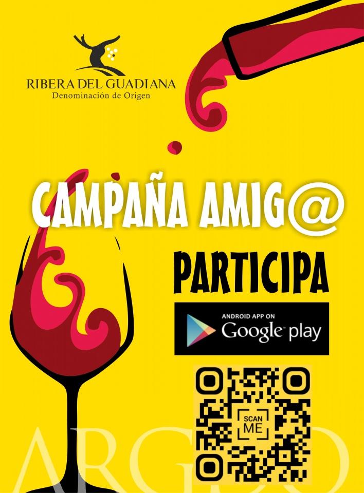 Diseño y desarrollo Campaña Amig@ Ribera del Guadiana