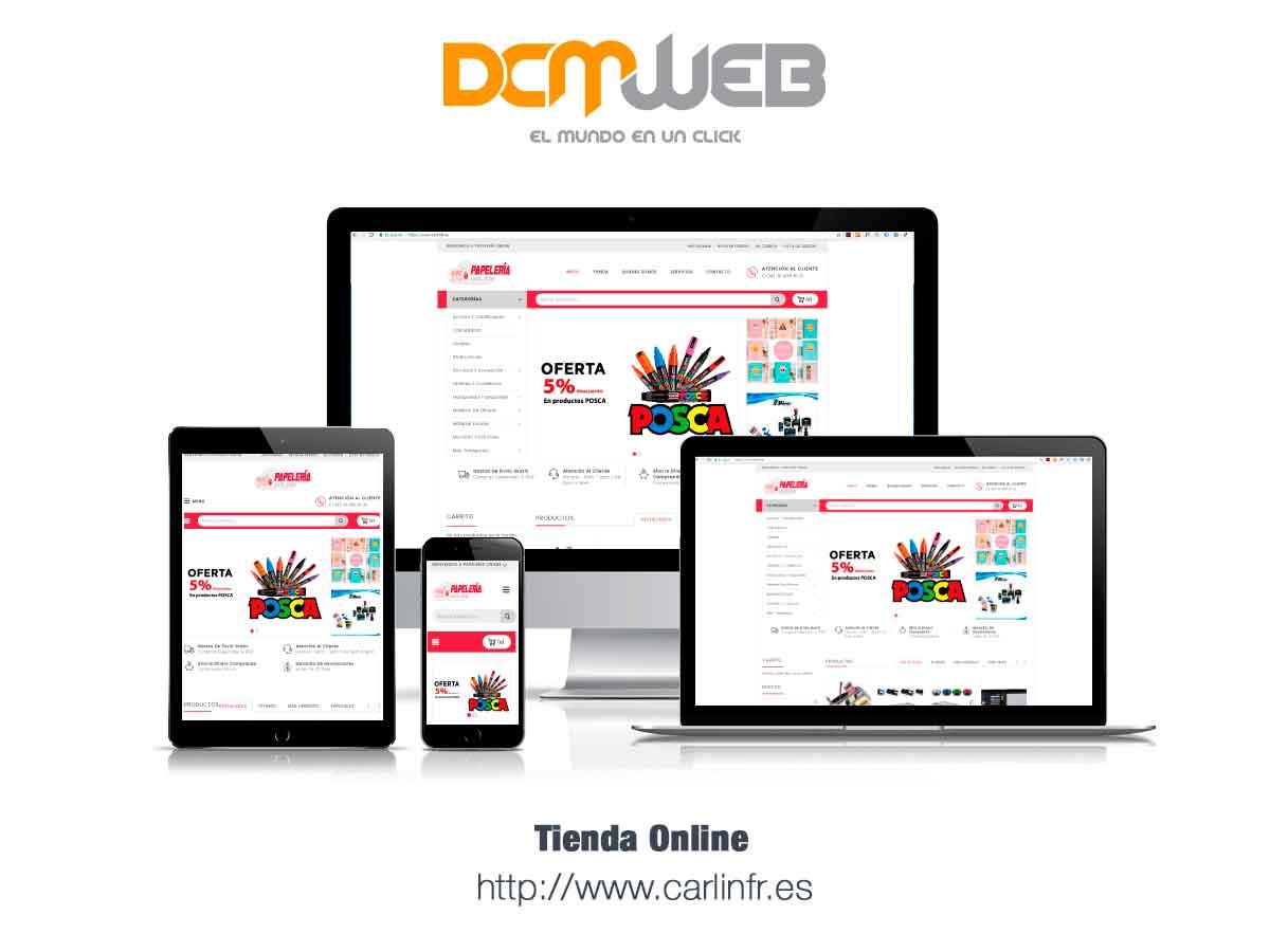Tienda Online - carlinfr.es