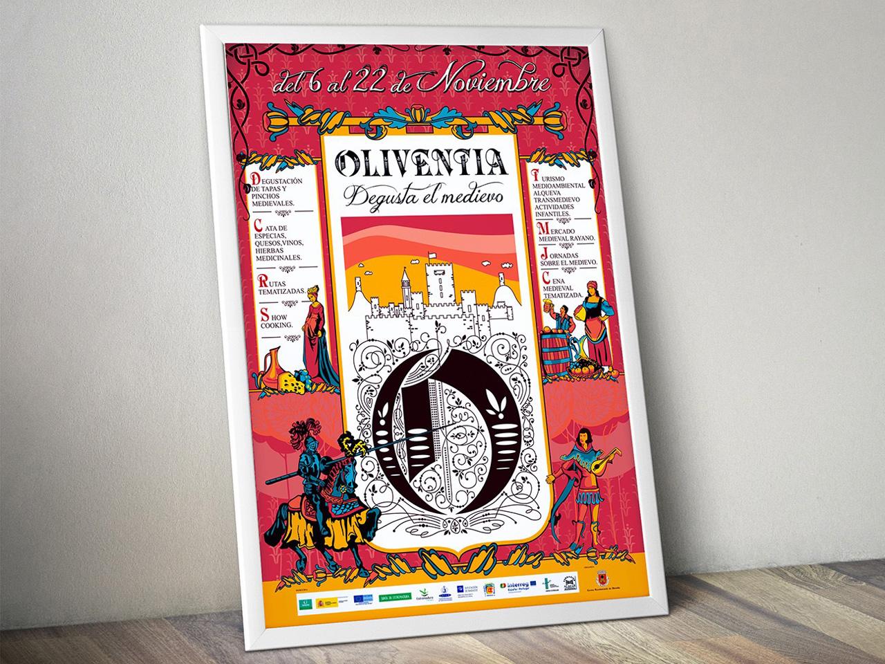 Cartel Oliventia