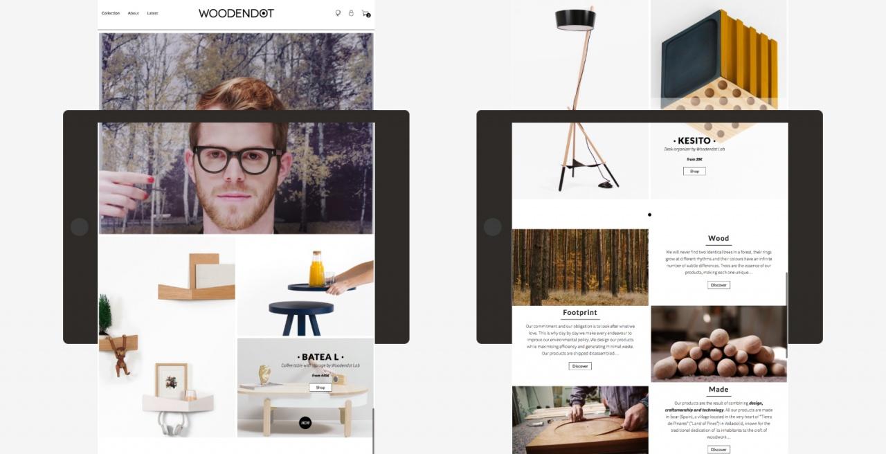 Tienda online internacional mobiliario 1