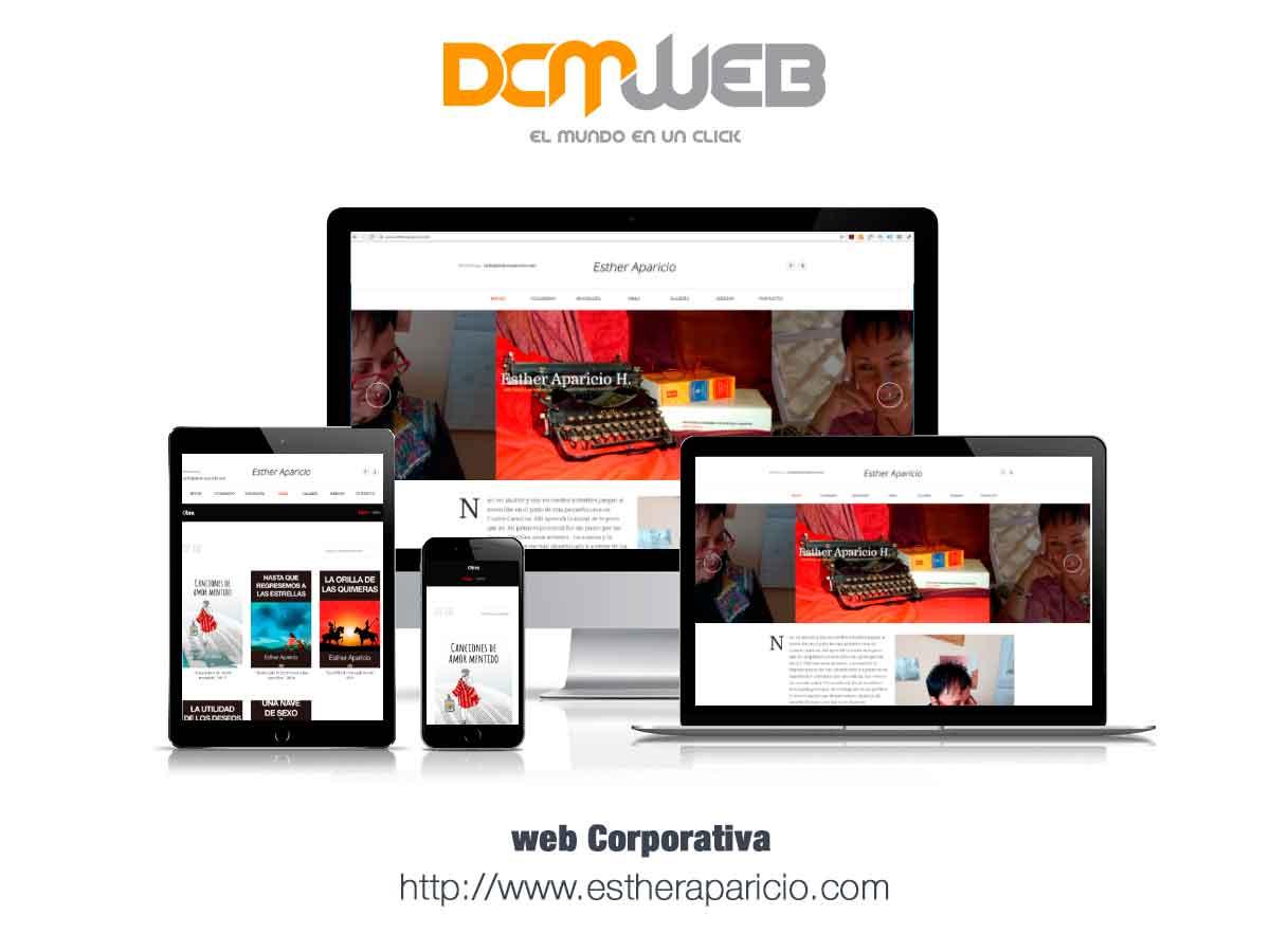 Página web con Catálogo de productos