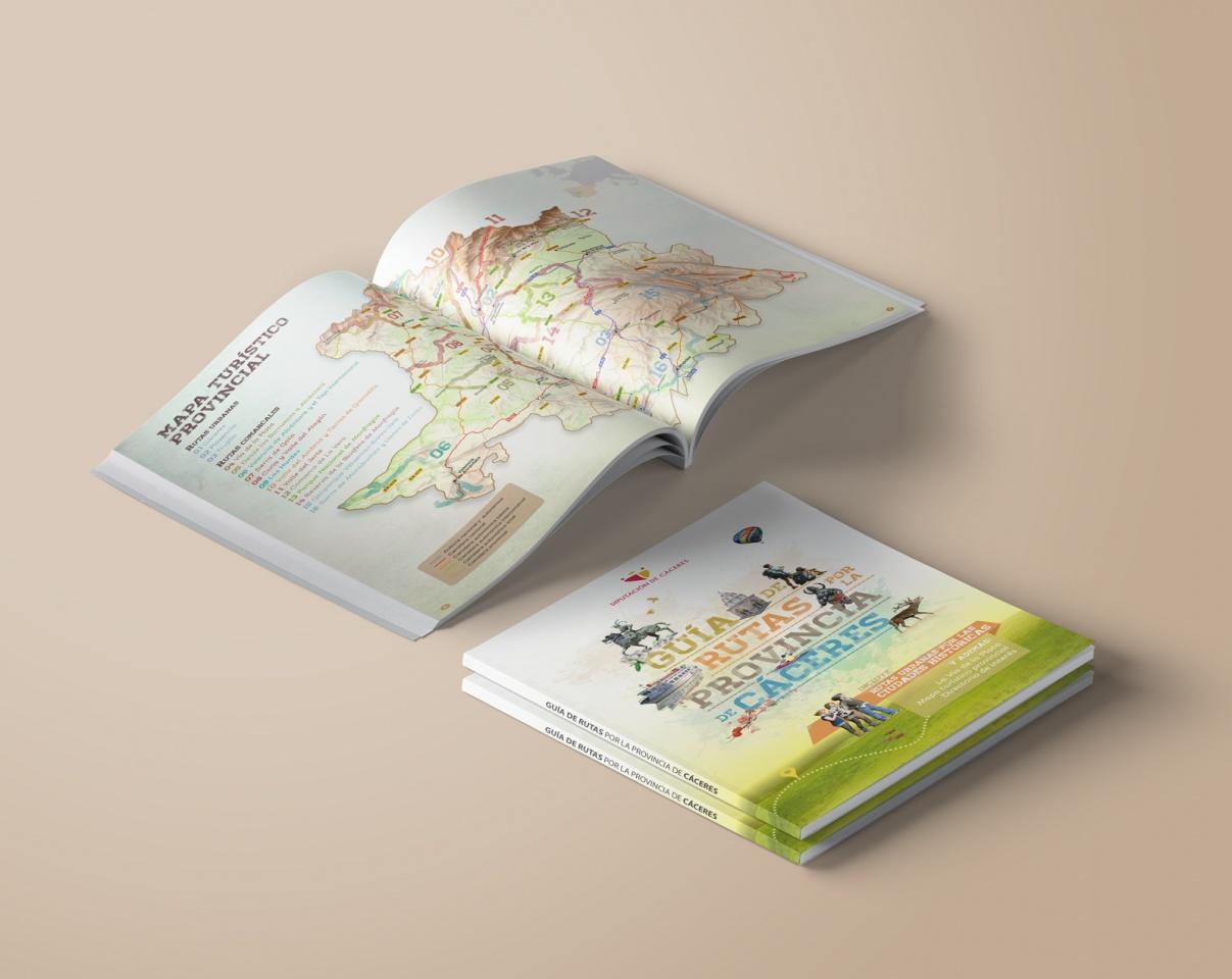 Guía de rutas turísticas por la provincia de Cáceres