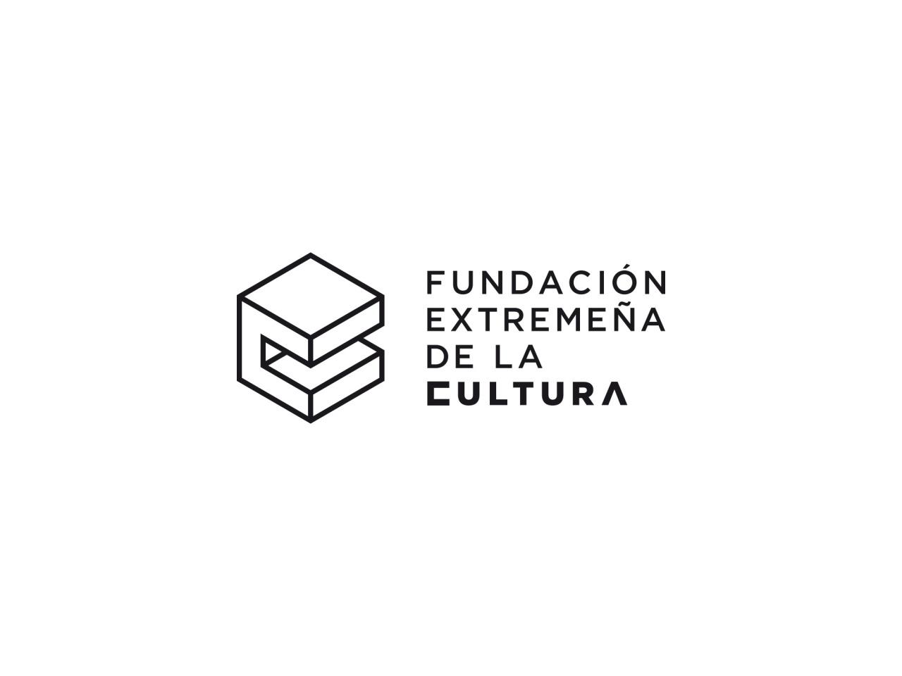 Logotipo de la Fundación Extremeña de la Cultura