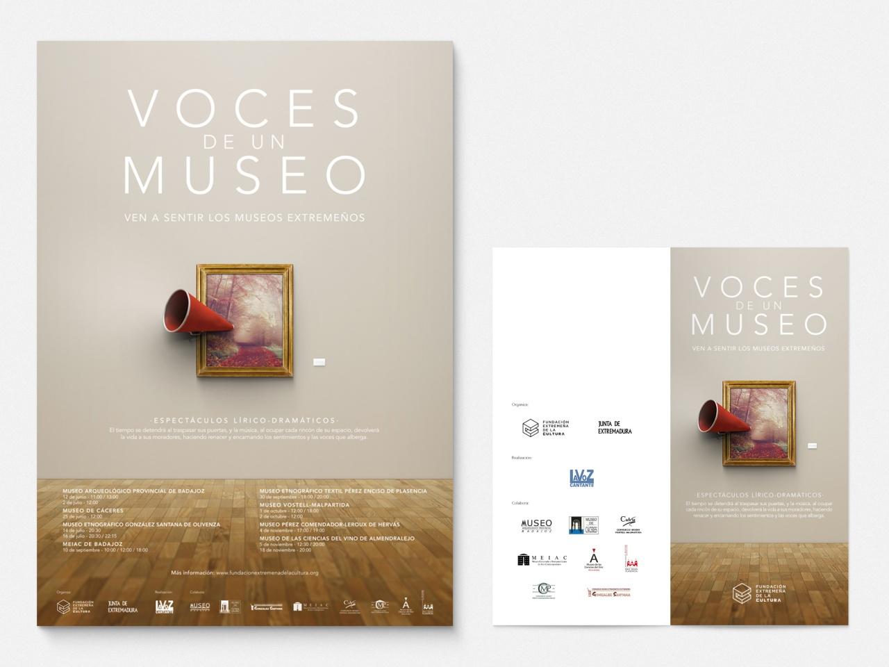 Imagen de Voces de un Museo