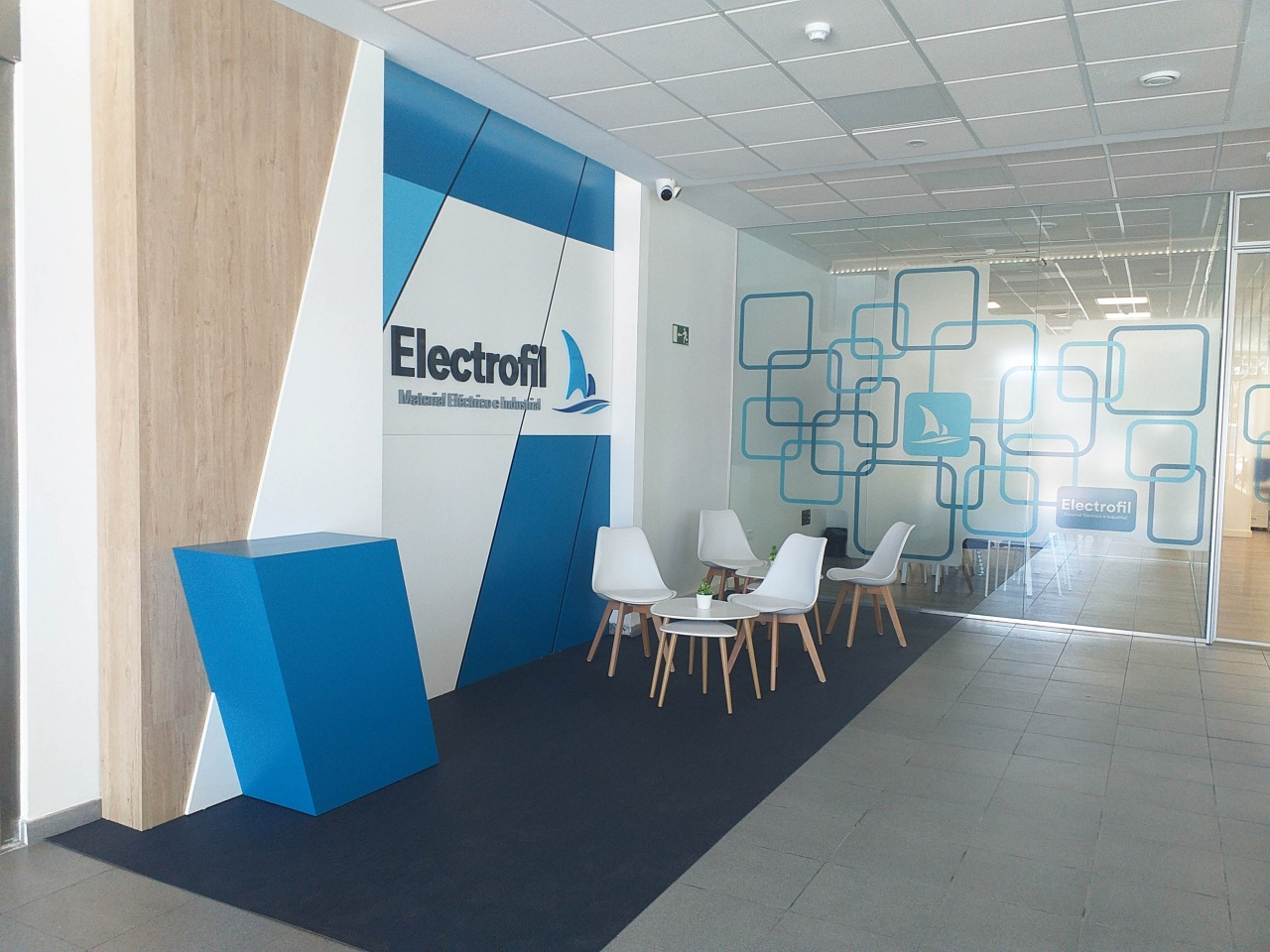 Showroom Oficinas Electrofil