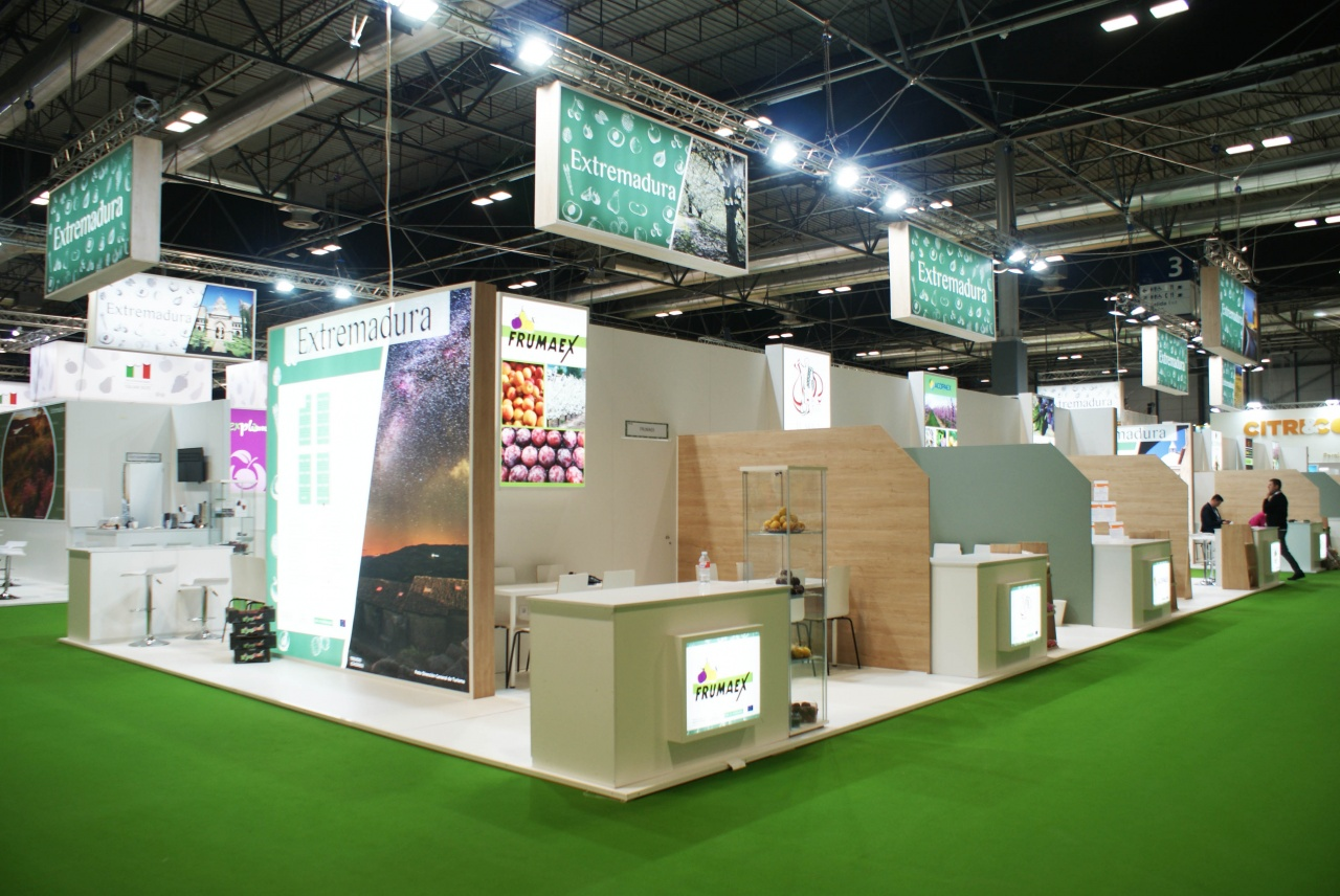 Junta Extremadura - Extremadura Avante- Feria Fruit Attraction